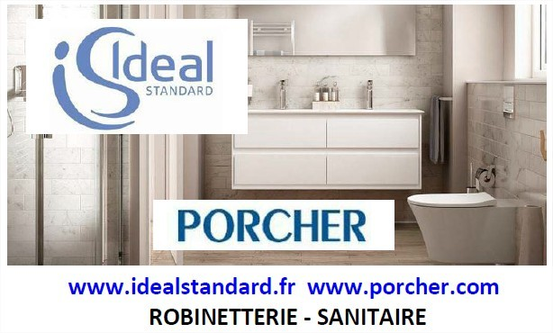 IDEAL STANDARD (Robinetterie- Sanitaire)