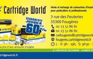 CARTRIDGE WORLD (Fougères)