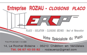ETABLISSEMENTS ROZIAU (Chatillon en Vendelais)