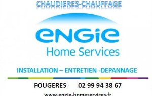 ENGIE HOME SERVICES (Fougères)